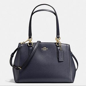 Coach • Leather Christie Carryall Bag